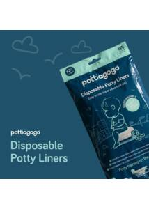 Pottiagogo - biológiailag lebomló bilizsák (20 db)